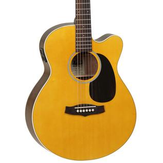 Tanglewood TN5 Nashville Super Folk Electro-Acoustic, Amber Gloss