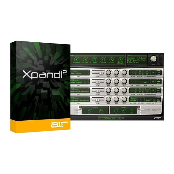 M-Audio M-Track 2x2 Audio Interface - Xpand2