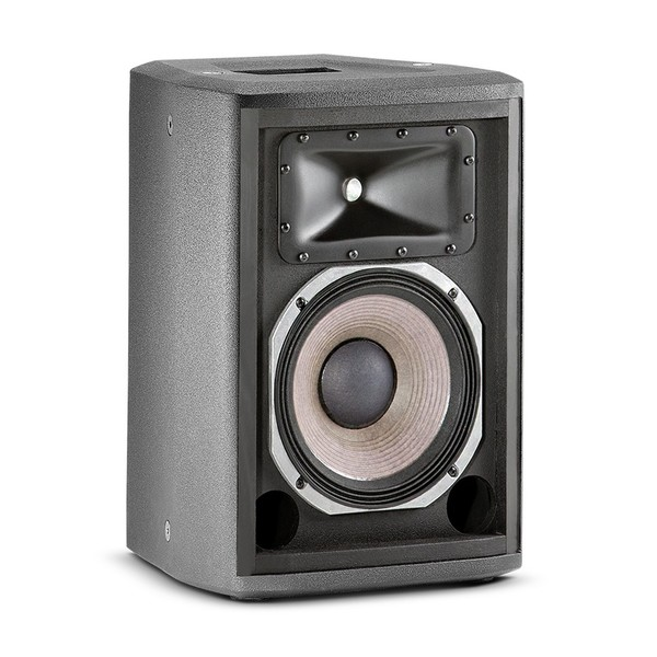 "JBL PRX710 10"" Two Way Active PA Speaker, Front Without Grille"