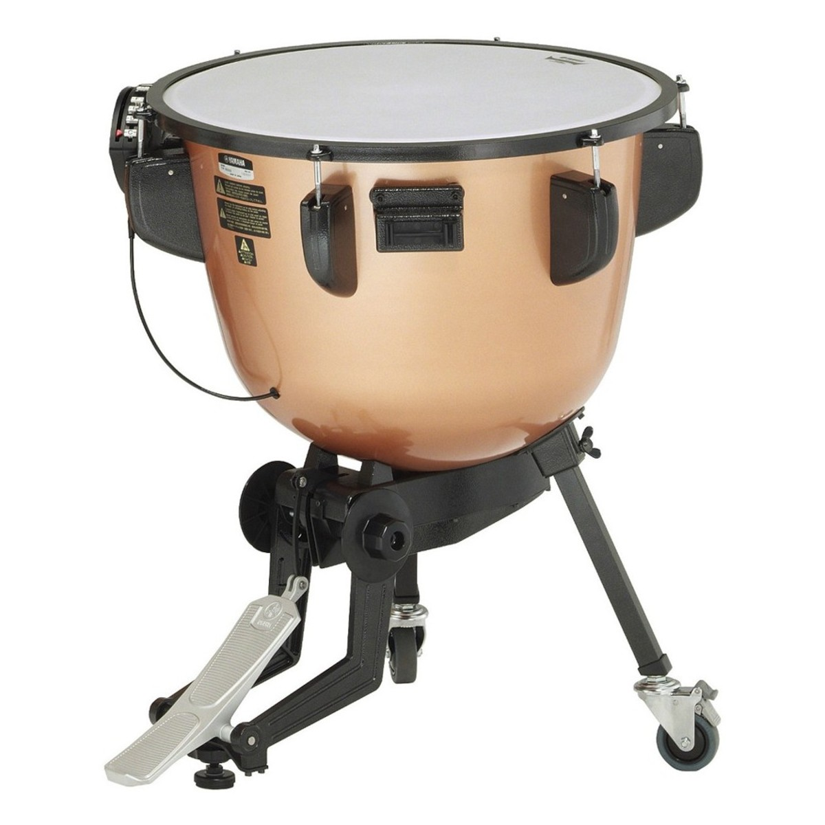 Yamaha tp3323 23 portable timpani at for Yamaha portable drums