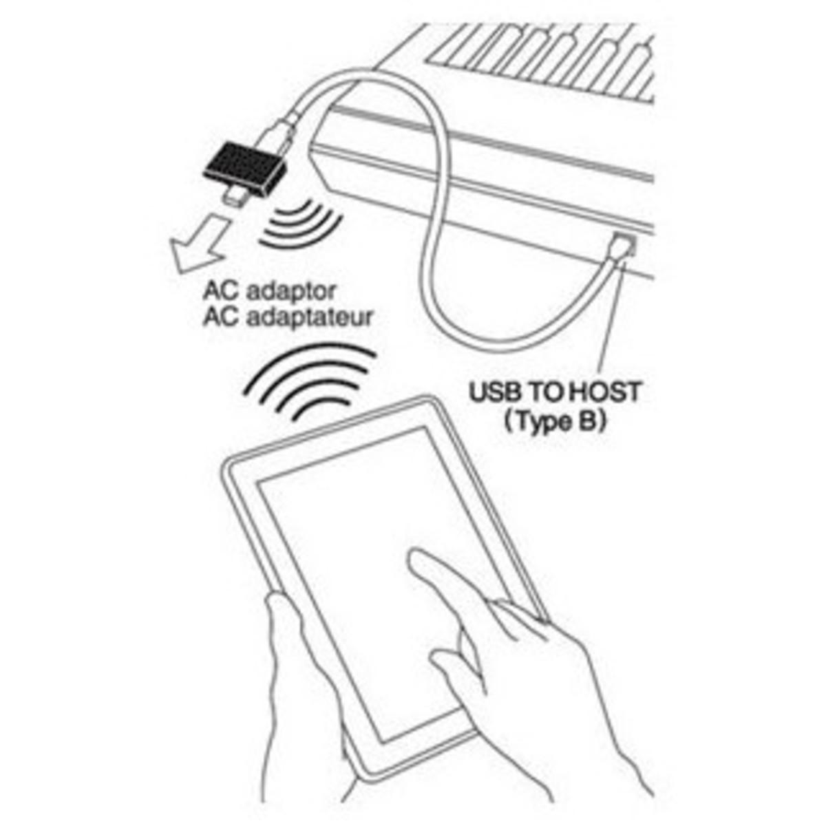 Yamaha Ud Bt01 Usb Bluetooth Adaptor Gear4music Kabel To Midi Loading Zoom