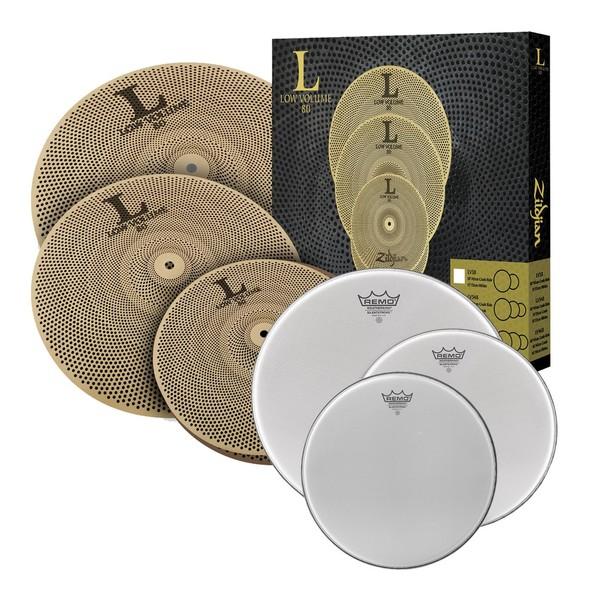 Zildjian Low Volume Pack