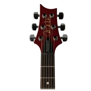 PRS S2 Standard 22 Satin Electric Guitar, Vintage Cherry