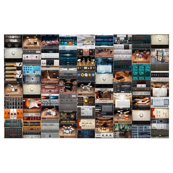Native Instruments Komplete 11 Ultimate - Software Composition