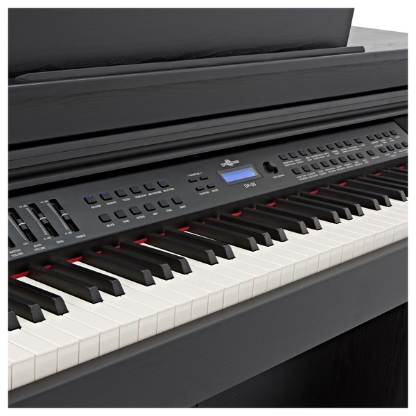 DP-50 Digital Piano by Gear4music, Satin Black