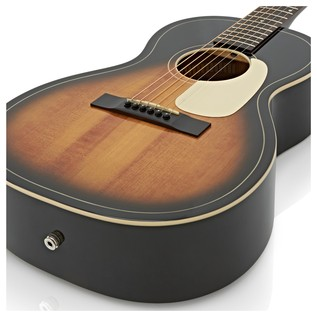 Silvertone 604E Electro Acoustic Guitar, American Vintage Sunburst