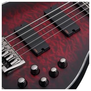 Schecter Hellraiser Extreme-5 Bass Guitar