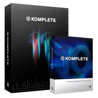 Native Instruments Komplete 11 Full Version Pack - Composite