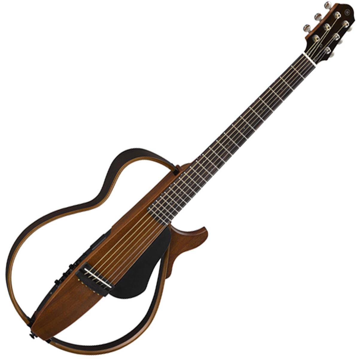 Yamaha Silent Guitar Slg200s : yamaha slg200s steel string silent guitar natural b stock at gear4music ~ Vivirlamusica.com Haus und Dekorationen
