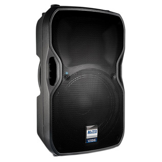 Alto Truesonic TS115 Vibe Active PA Speaker with USB Media Player