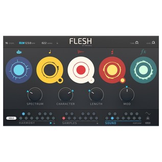 Native Instruments Komplete 11 Ultimate Update For K8U-K10U - Flesh