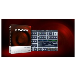 Native Instruments Komplete 11 - Massive