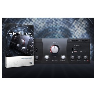 Native Instruments Komplete 11 Update For K2-K10 - Replika