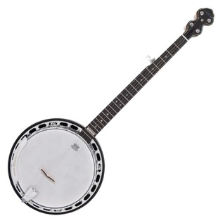 Pilgrim Morning Star Tonering, Bluegrass Resonator Banjo with Case