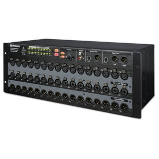 PreSonus StudioLive RML32AI Rack Mount Digital Mixer - Angled