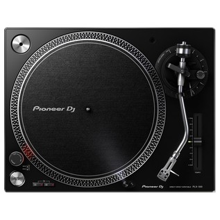 Pioneer PLX-500 Direct Drive Turntable - Top