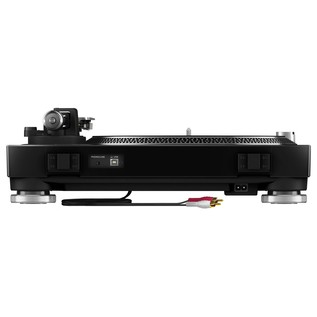 Pioneer PLX-500 Direct Drive Turntable - Rear