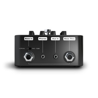 Palmer MI Pocket Amp Bass, Portable Preamp for Bass Guitars