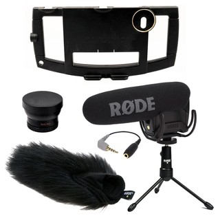 iOgrapher with Rode Video Mic Pro, iPhone 6/6s - Bundle