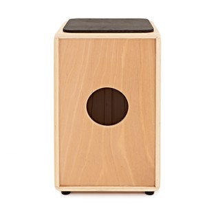 Cajon by Gear4music, Ebony