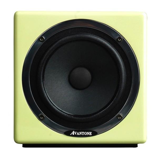 Avantone Mixcube Active Studio Monitor, Butter Cream (Single)