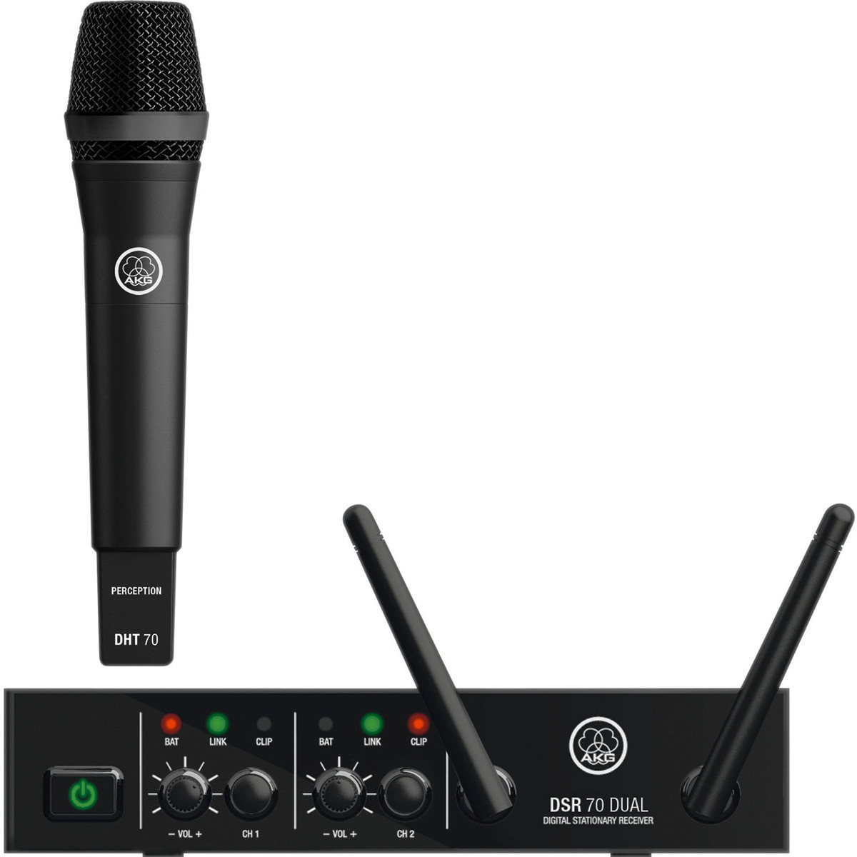 akg dms70d wireless microphone system vocal set b stock at gear4music. Black Bedroom Furniture Sets. Home Design Ideas