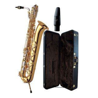 Yanagisawa B9930 Baritone Sax, Silver Neck and Body