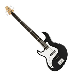 Greg Bennett Fairlane FN-1 Left Handed Bass Guitar, Black