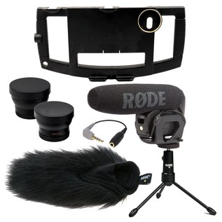 iOgrapher with Rode Video Mic Pro, iPad Air & Air2 - Bundle