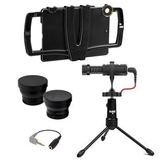 iOgrapher with Rode VideoMicro, iPad Air & Air2 - Bundle