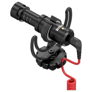 iOgrapher with Rode VideoMicro, iPad Air & Air2 - Rode VideoMicro