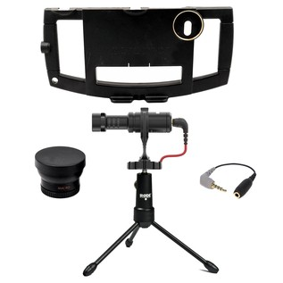 iOgrapher with Rode VideoMicro, iPhone 6/6s - Bundle
