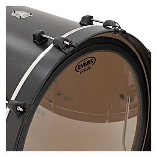 SJC Drums Tour Series 4 Piece Shell Pack black