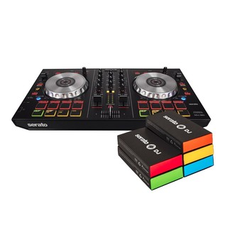 Pioneer DDJ-SB2 with Upgrade to Serato DJ - Bundle