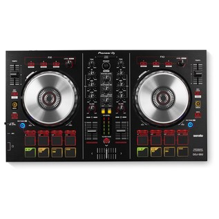 Pioneer DDJ-SB2 with Upgrade to Serato DJ - Pioneer DDJ-SB2 Controller Top
