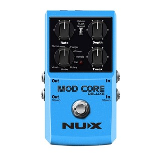 NUX Mod Core Deluxe Guitar Effects Pedal