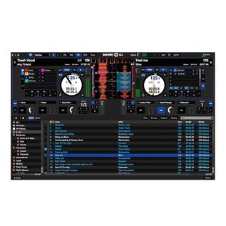 Numark Mixtrack Pro 3 with Upgrade to Serato DJ - Serato Screenshot