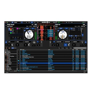 Hercules DJControl Jogvision with Upgrade to Serato DJ - Serato Screenshot