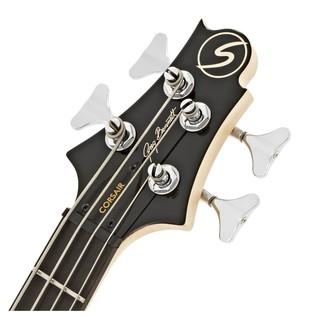 Greg Bennett Corsair MCR-1 Mini Bass, Black