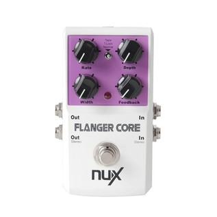 NUX Flanger Core Guitar Effects Pedal