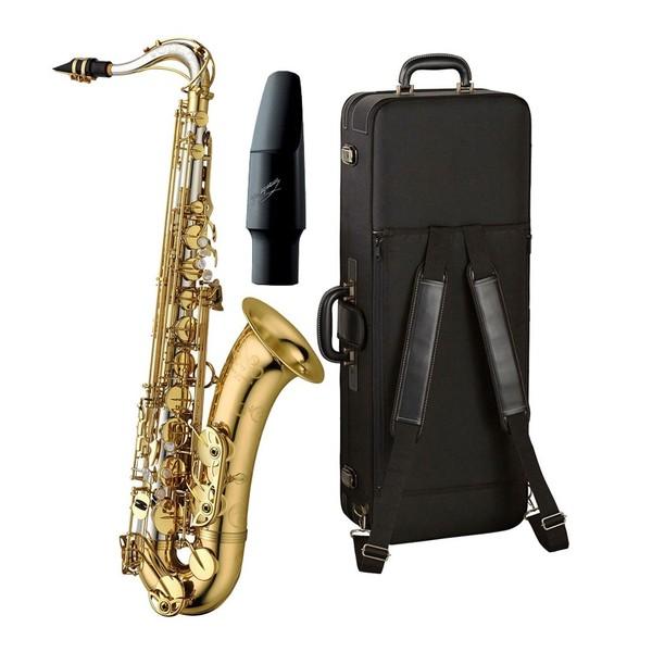Yanagisawa TWO30 Tenor Saxophone, Silver Neck and Body, Brass Bell