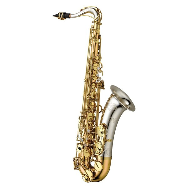 Yanagisawa TWO33 Tenor Saxophone, Silver Neck and Bell, Brass Body