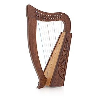 12 String Harp by Gear4music