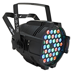 36 x 3w Tri-LED Par Can by Gear4music