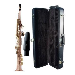 Yanagisawa S902U Soprano Saxophone, Bronze Body, Unlacquered