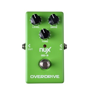 NUX OD-3 Overdrive Guitar Effects Pedal