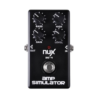 NUX AS-4 Guitar Effects Pedal
