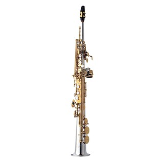 Yanagisawa S9030 Soprano Saxophone, Solid Silver