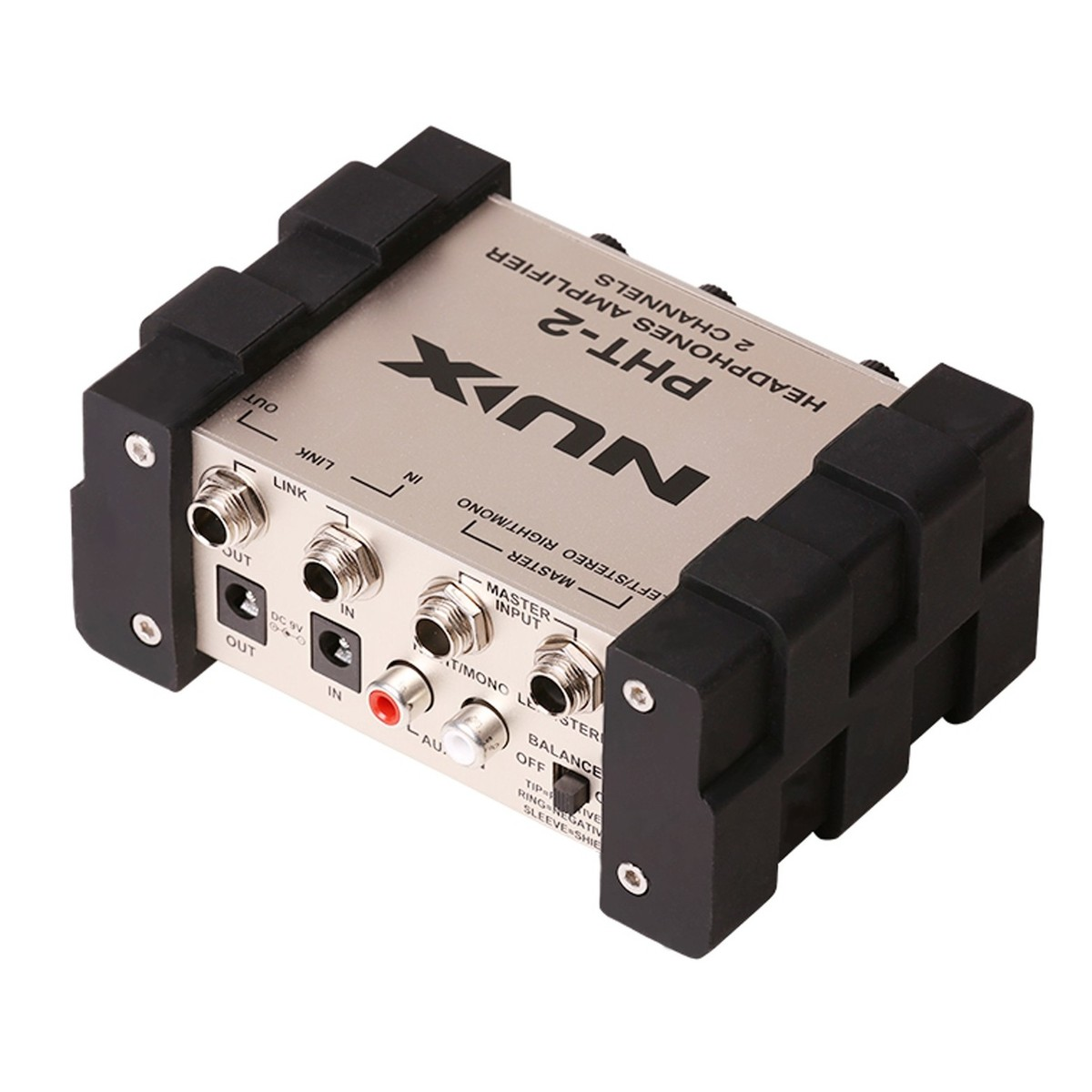 Disc Nux Pht 2 Headphone Amplifier At Gear4music Head Phone Circuit Amp Loading Zoom