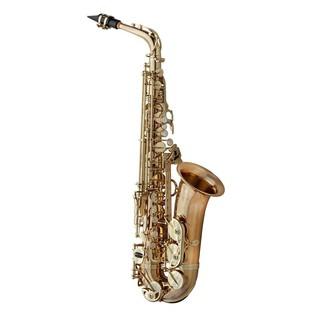 Yanagisawa AWO2U Alto Saxophone, Bronze Body, Unlacquered
